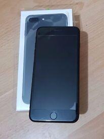 Apple iPhone 7 Plus - 128GB Black - Factory Unlocked SIM Free Smartphone