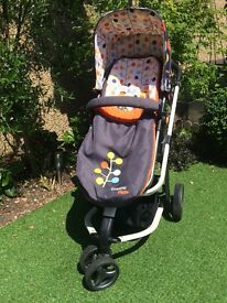 Cossato giggle Fable travel system