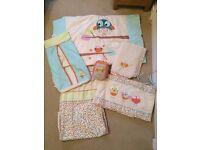 Dunelm Nursery Set