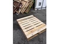 Free pallets to be collected