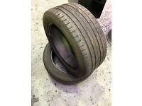 Tyres 285/45/20