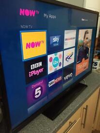 """42"""" LED TV - brand new hardly used"""