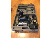 Ryobi 18V Combi Drill, Circular Saw & Torch