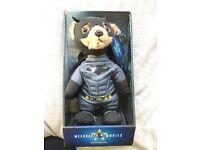 Aleksander as batman meerkat toy collectible limited edition