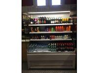 Free : commercial open deck fridge
