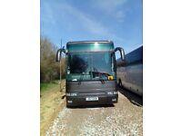Volvo b10m coach