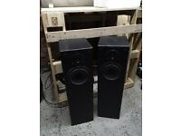sony floor standing speakers