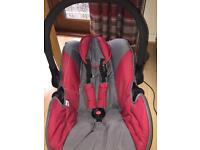 Baby carseat £10