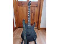 Ibanez GRG121DX-BKF - Electric Guitar