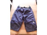 Palm Gradient Kayak Canoe waterproof neoprene shorts CA640 - RRP £69.95 - in blue/black size XL