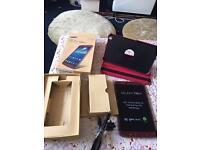 "Samsung galaxy tab 3 SM-T310 garnet red bigger 8"" 16GB wifi only boxed pristine warranty no offers"