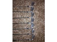 Taylormade rsi2 irons for sale immaculate condition