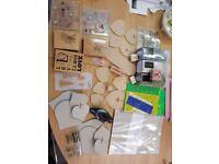 Various Craft Supplies