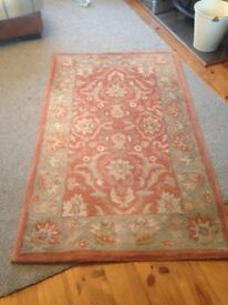 Traditional wool rug, thick pile, great condition