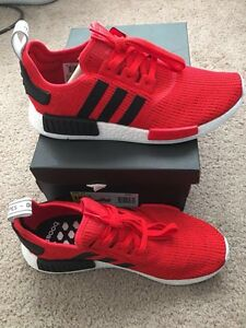 Red NMD R1 - Deadstock -