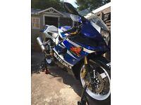 SUZUKI GSXR1000 K3