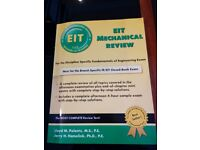 EIT Mechanical Review: For the Discipline Specific Fundamentals of Eng