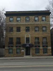 320-342 Avenue Road - Bachelor Apartment for Rent