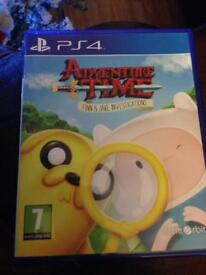 Adventure time for PS4