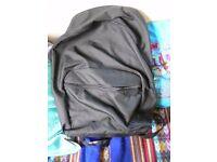 Newfeel black backpack - small