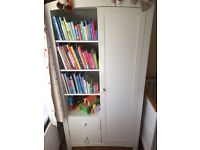 Nursery Furniture - Mothercare Wardrobe & Changing Unit