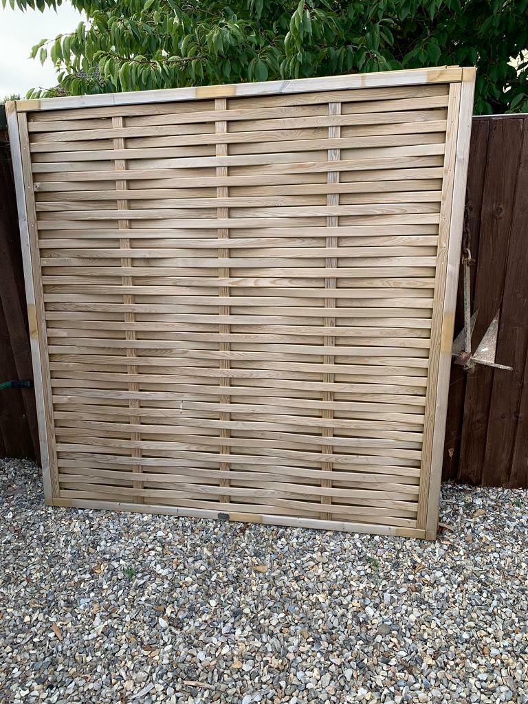Fancy Fence Panels In Stalham Norfolk Gumtree