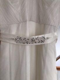 Monsoon Lana wedding dress