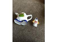 wade clown teapot
