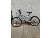 Unisex bike 5-8 year old