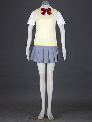 Bleach INOUE ORIHIME Kuchiki Rukia Cosplay Kostüm costume Schul-uniform full set