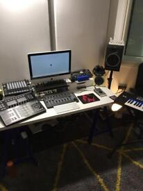 Mixing/Mastering/vocal production & Recording for sale