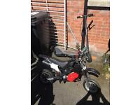 Mini moto 49cc(sold) plus electric scooter