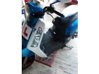 Sym scooter 125cc