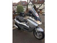 2006 Piaggio X8 125cc - Silver - £849