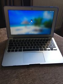 "Apple Mac Book Air 11"" laptop"