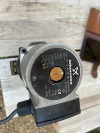 Grundfos boiler circulating pump
