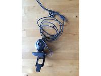 PC/laptop USB webcam Logitech 1.3 megapixels