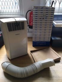 Portable Air Conditioner, brand new only switched on and tested. Addvent