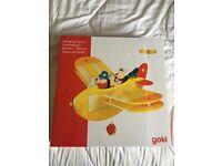 Goki aeroplane swinging mobile