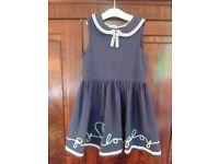 Marks and Spencer Girls Summer Dress Age 7-8