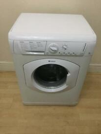 Hotpoint washing machine 6 kg (can deliver)