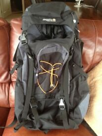 Large 65L Regatta Survivor Backpack in excellent condition
