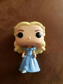Cinderella and Gus Gus in Slipper Funko POP OOB