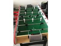 4ft kids football table excellent condition