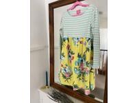 Joules dress bundle age 9-10