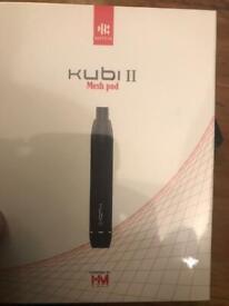 Kubi 2 mesh pod vape new sealed with 4x filter cartridges