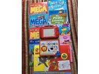 Colouring book bundle