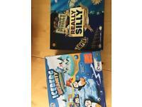 Family board games bundle
