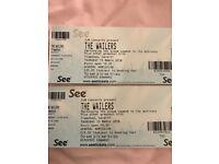 2 Wailers Concert Tickets
