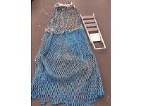 Trawl, fishing net